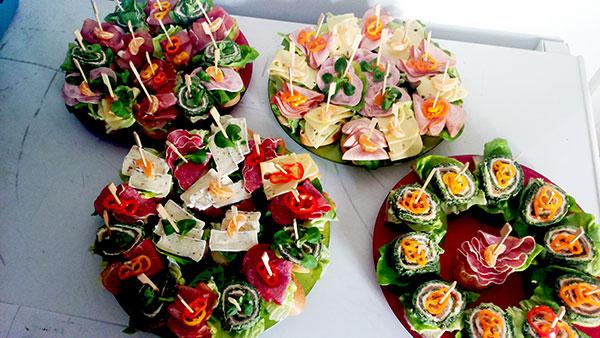 Catering Eiscafe Sandra Platten