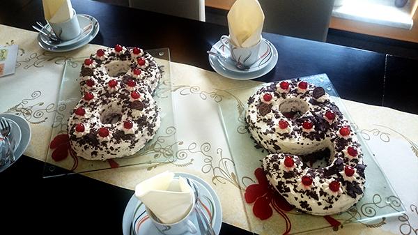 Kaffee und Kuchen
